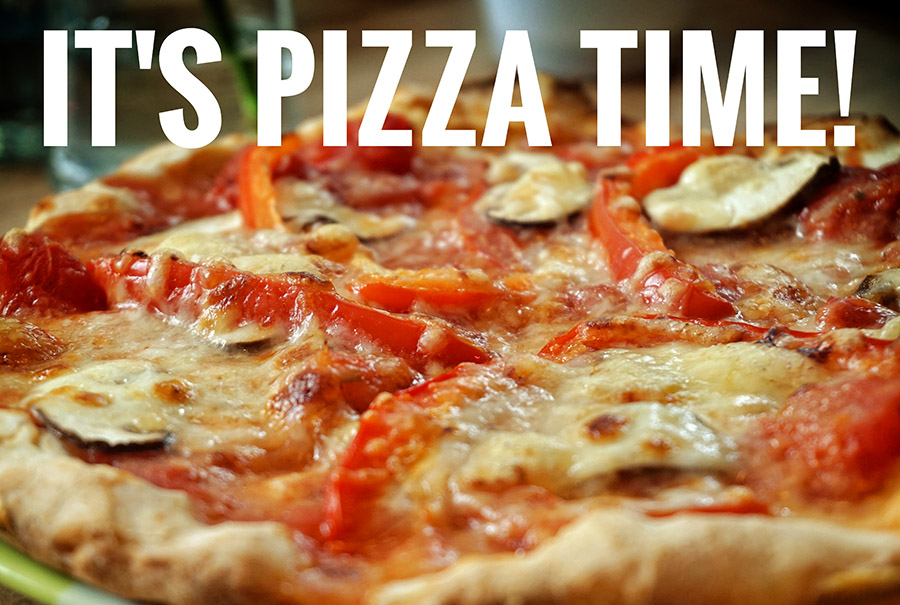 It`s Pizza Time
